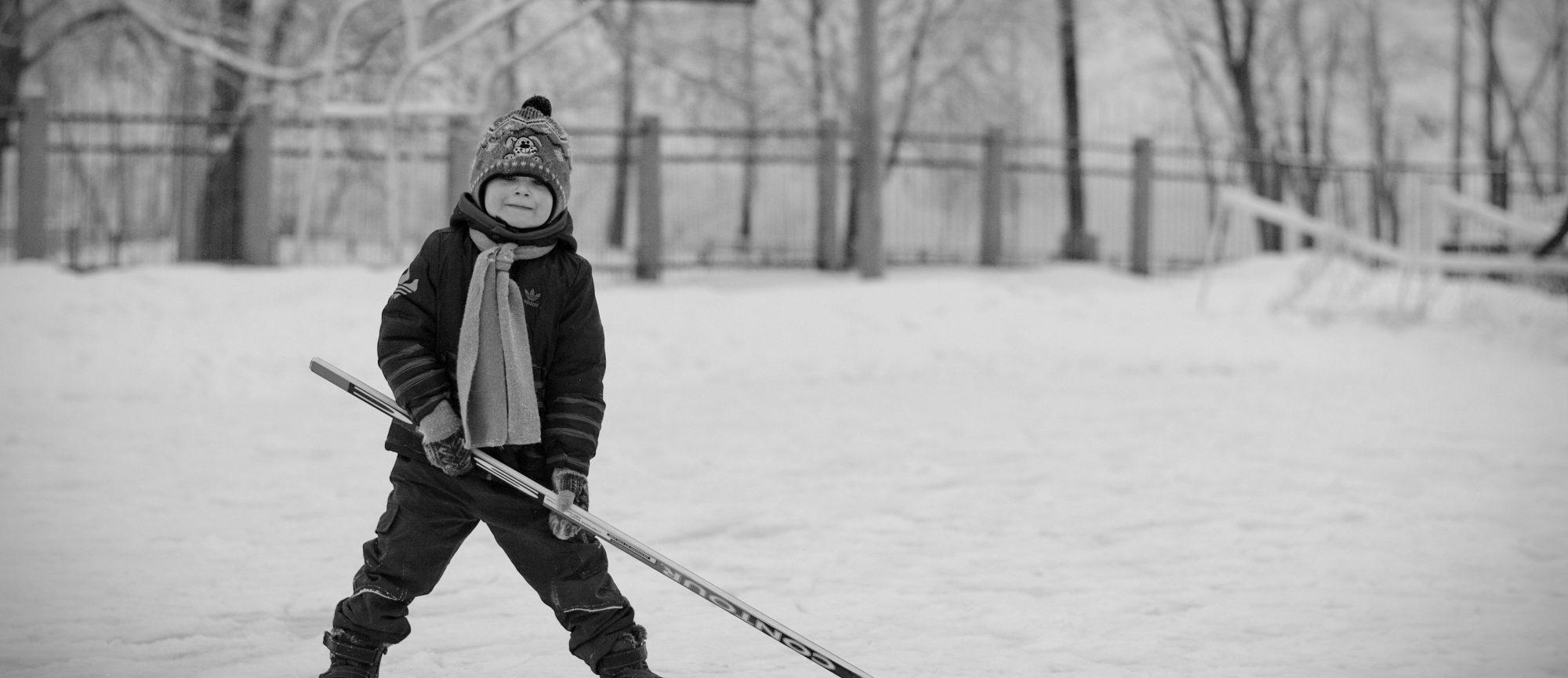 Профилактика травм в хоккее