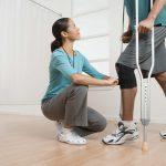 Вывих надколенника коленного сустава