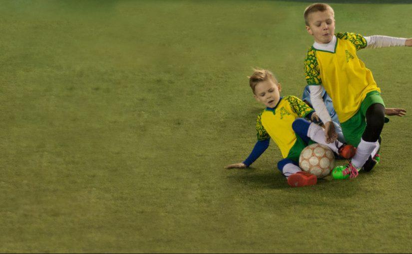 Профилактика травм в детском футболе