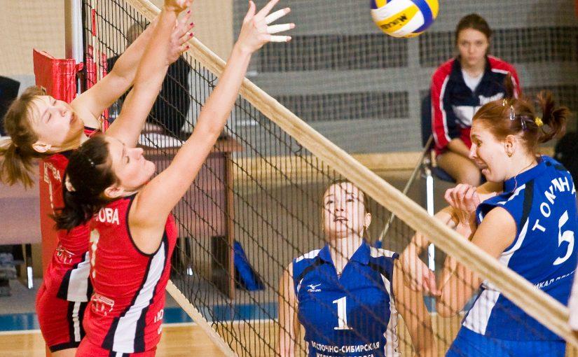 Профилактика детского травматизма в волейболе