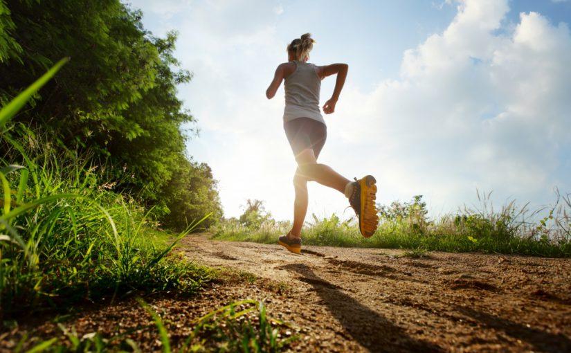 Боль в голеностопе во время бега
