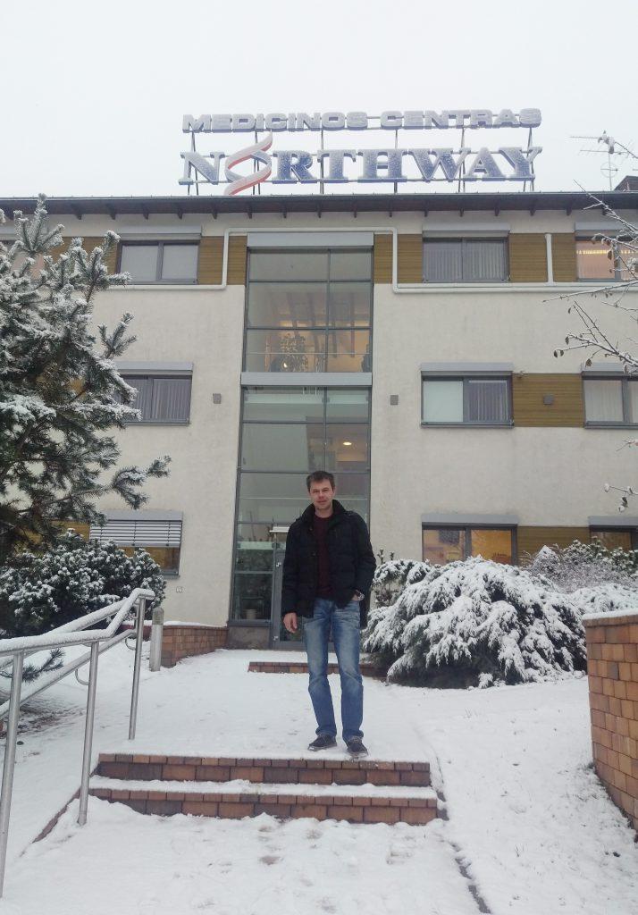 Medicinos Centras Northway к Viktoras Jermolajevas, Литва