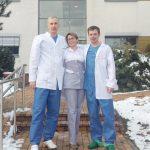 Рабочий визит в Medicinos Centras Northway к Viktoras Jermolajevas, Литва.