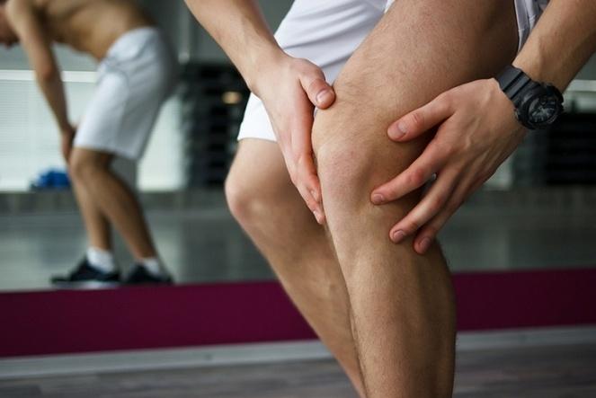 Передний болевой синдром коленного сустава