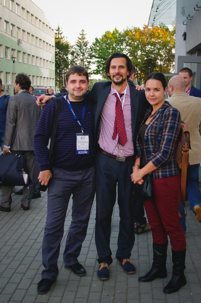 IX Bielskie Sympozjum Ortopedycze, West meets East. Bielska-Biala. Ноябрь 2014 г., Польша.