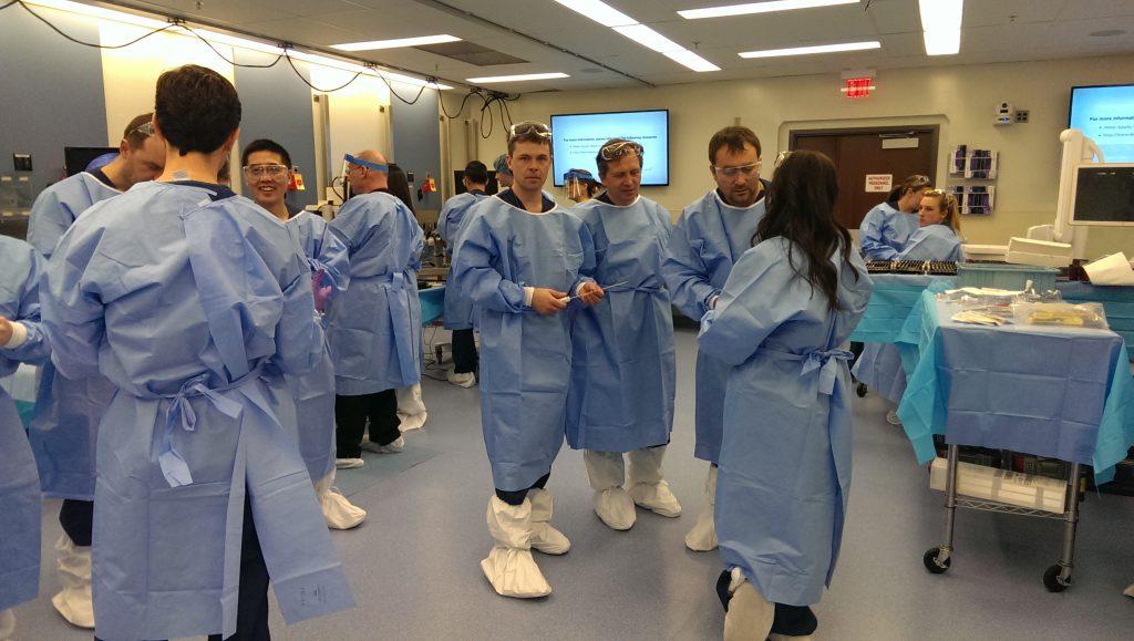 Артроскопии тазобедренного сустава, Декабрь 2014, Бостон, США.