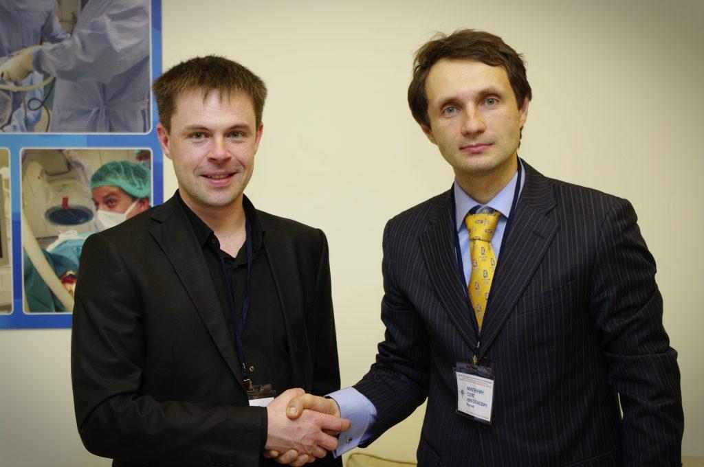 Олег Меленин, Александр Ветошкин