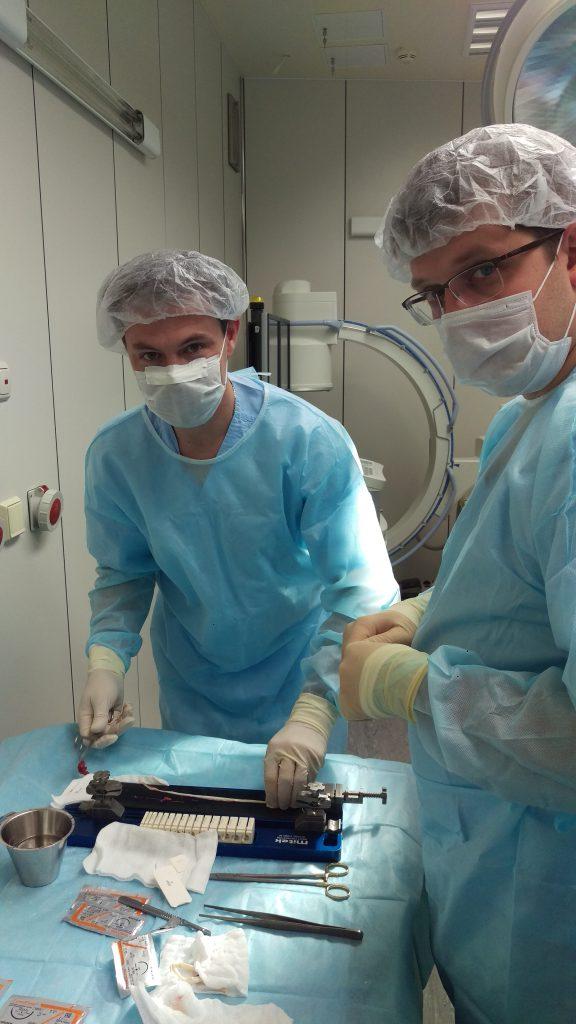 Курс для врачей «Актуальные вопросы пластики крестообразных связок»